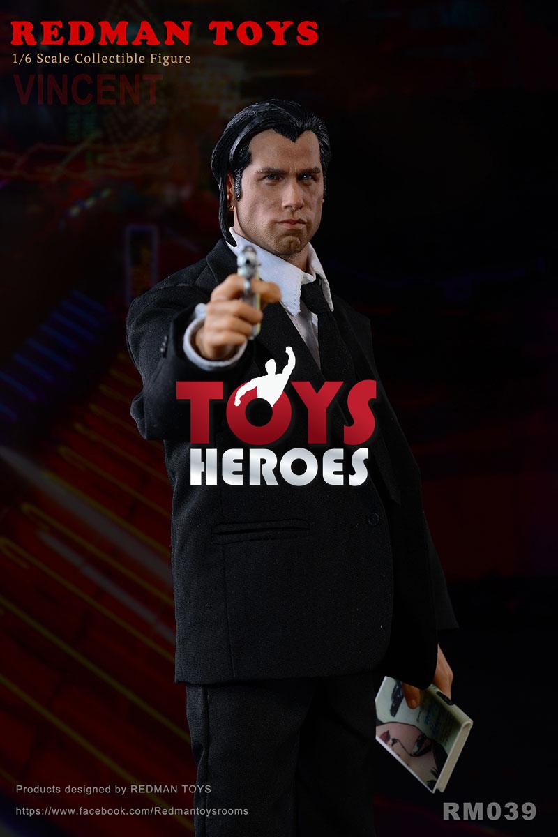 1//6 SCALA Redman Toys RM039 Vincent John action figure