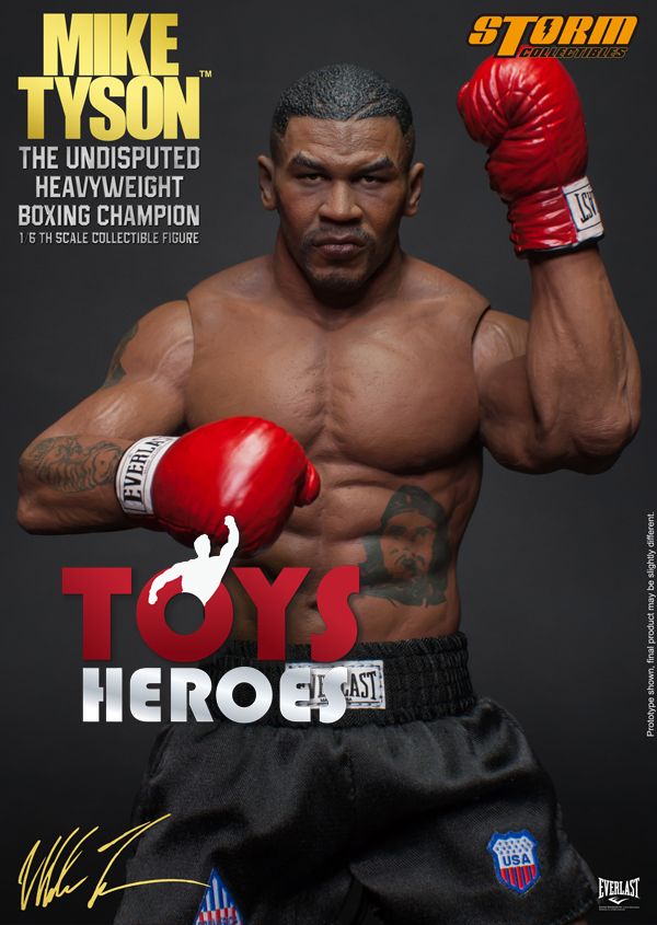 Mike Tyson Boxing Shoes Brand