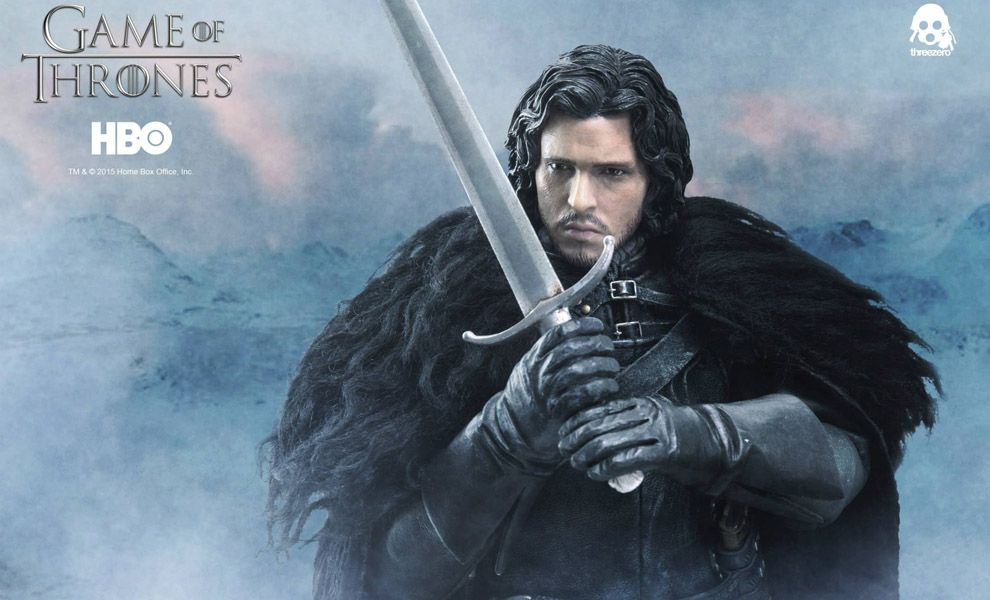 THREEZERO TZ-GOT-003 GAME OF THRONES JON SNOW