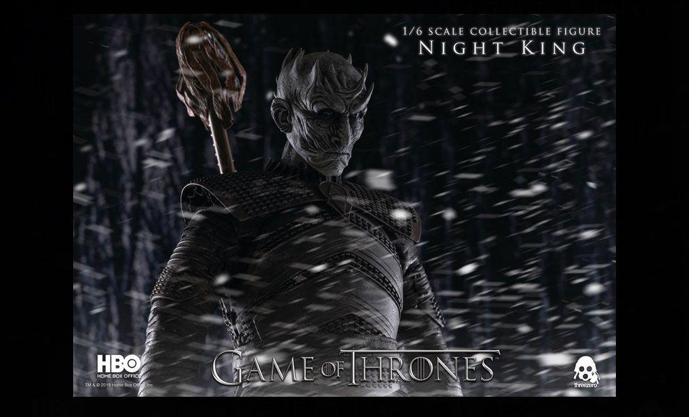 ThreeZero 3Z0074 Game of Thrones Night King Banner
