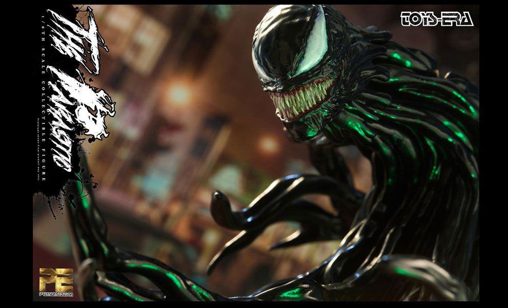 Toys-Era-PE003C-Venom-The-Parasitic-Single-statue