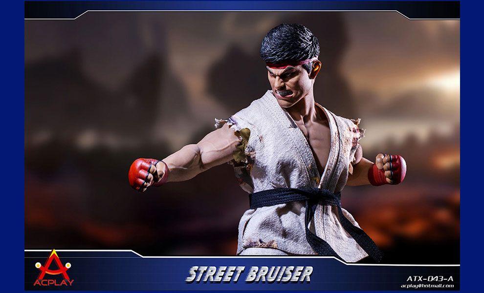 ACPLAY ATX043A White Street Bruiser Steet Fighter Ryu
