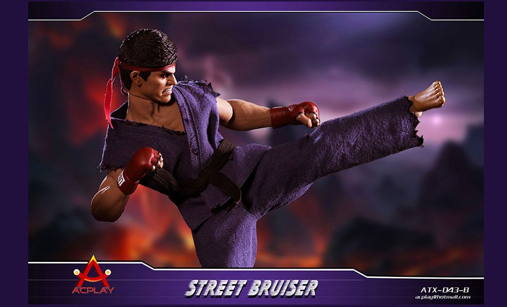 ACPLAY ATX043B Street Fighter Ryu blue Street Bruiser