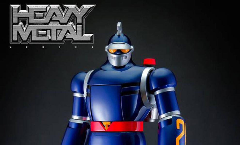 ACTION TOYS FEWTURE Heavy Metal Series TETSUJIN 28 SUPER ROBOT 28