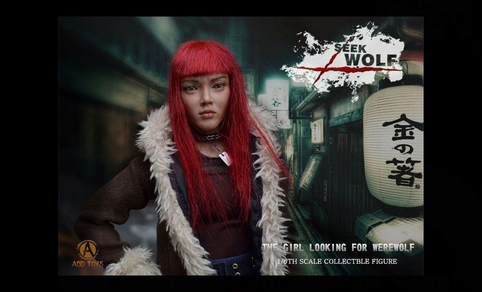 ADD TOYS AD01 1/6 WOLVERINE SEEK WOLF YUKIO