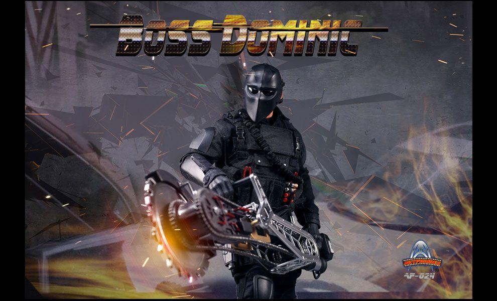ART FIGURES AF-024 BOSS Fast & Furious 8 BOSS DOMINIC VIN DIESEL DOMINIC TORETTO