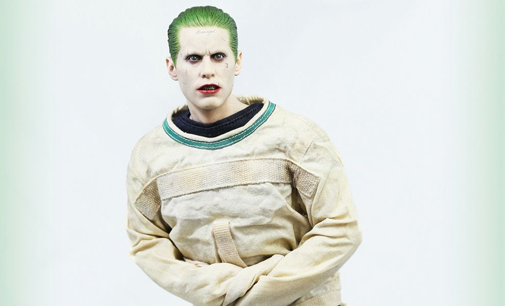 AS34 Joker Crazy Asylum Edition
