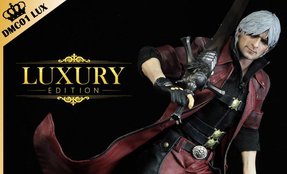 Asmus-Toys-DMC001LUX-1/6-Devil-May-Cry4-DMC4-The-DANTE-Luxury-Version