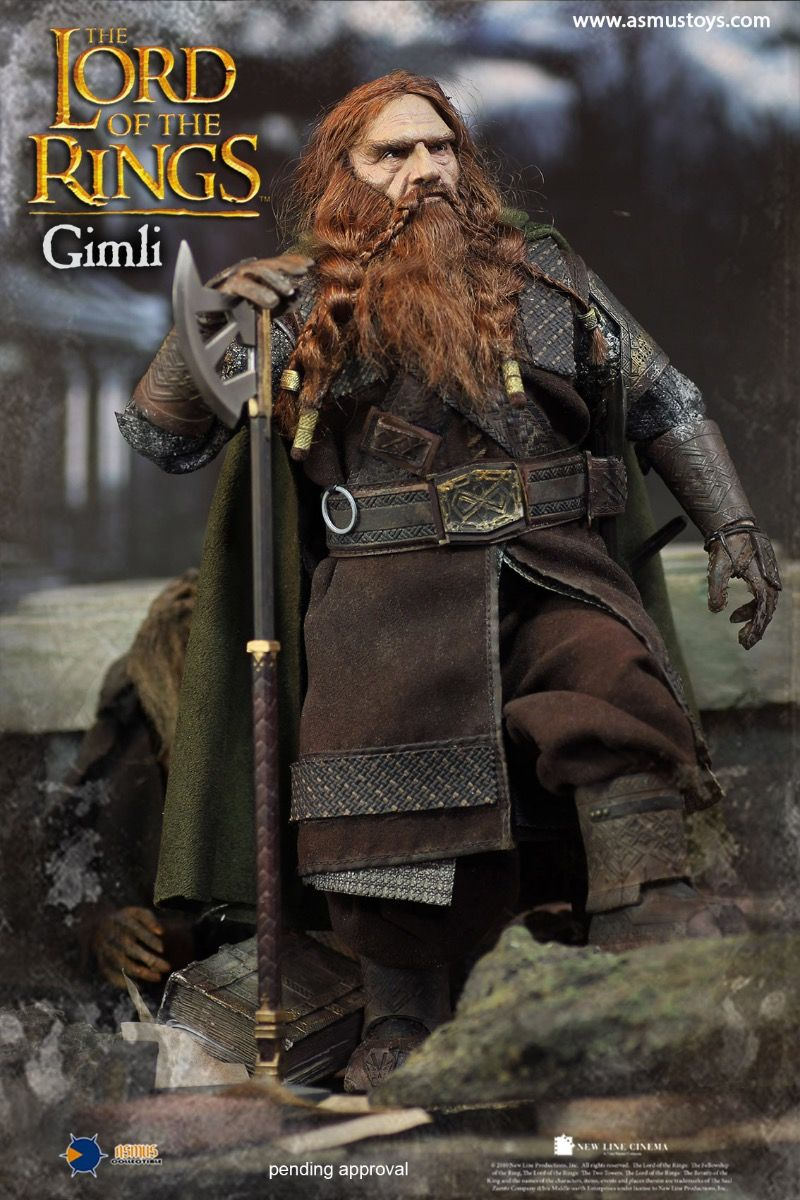 Lord Of The Rings Tarot The Hermit By Sceithailm On: Gimli - The Lord Of The Rings - Gimli