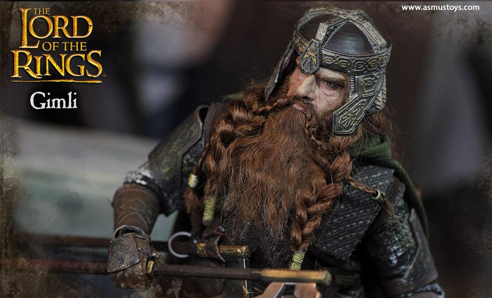 ASMUS-TOYS-LOTR018-THE-LORD-OF-THE-RINGS-SERIES-GIMLI