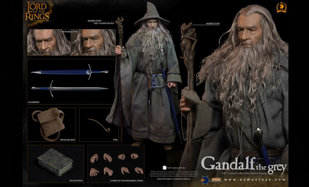 ASMUS-TOYS-THE-CROWN-SERIES-CRW001-GANDLAF-THE-GREY-THE-LORD-OF-THE-RINGS-BANNER