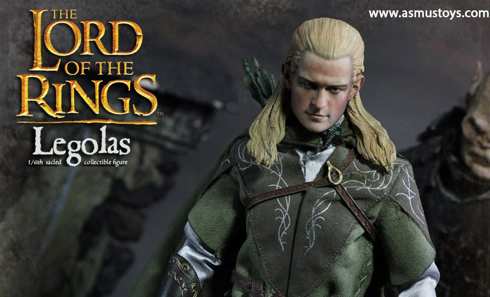 ASMUS TOYS LOTR010 THE LORD OF THE RINGS LEGOLAS