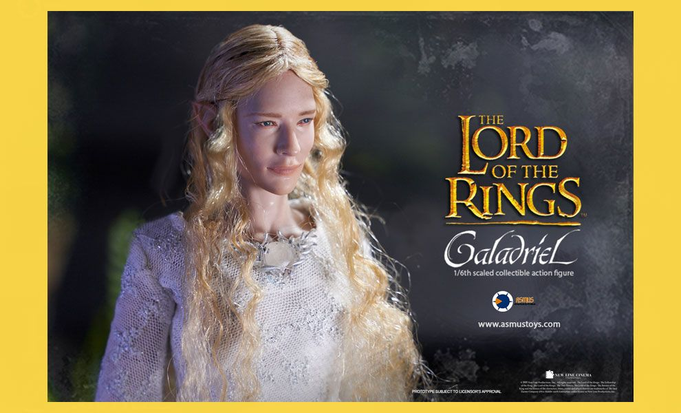ASMUS TOYS LOTR019 THE LORD OF THE RING SERIES GALADRIEL