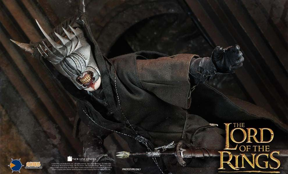 ASMUS TOYS LOTR009 THE LORD OF THE RING THE MOUTH OF SAURON