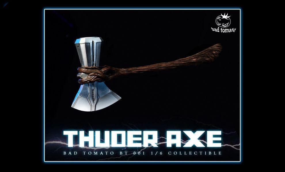 Bad Tomato BT 001B 1/6 Thuder Axe Infinity War Thor