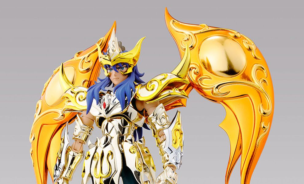 BANDAI MYTH CLOTH SAINT SEIYA SOUL OF GOLD SCORPIO NEWSITO
