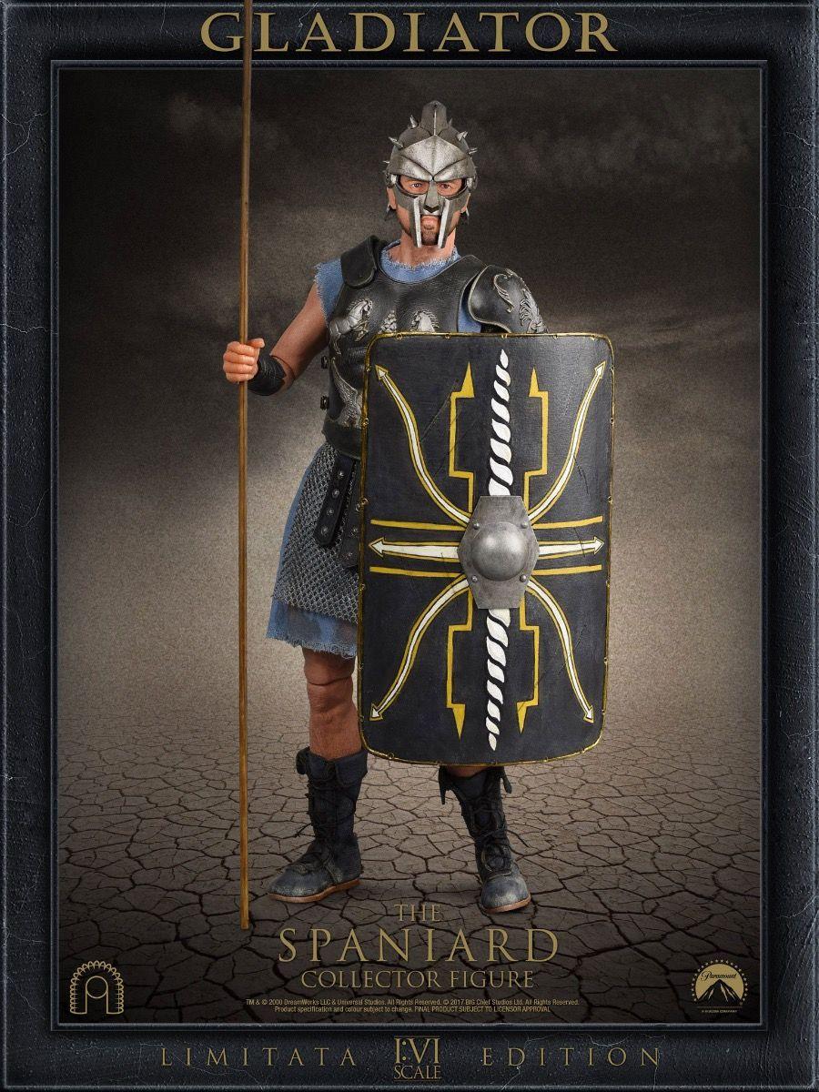 Serie Gladiator