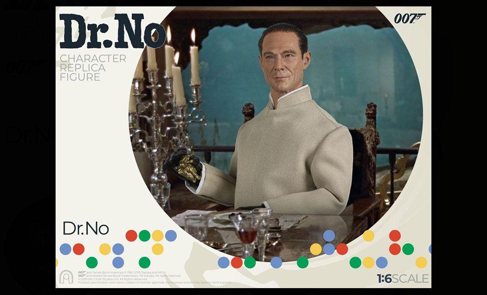 Big Chief Studios Dr. No 007 James Bond Dr. No Limited Edition Banner