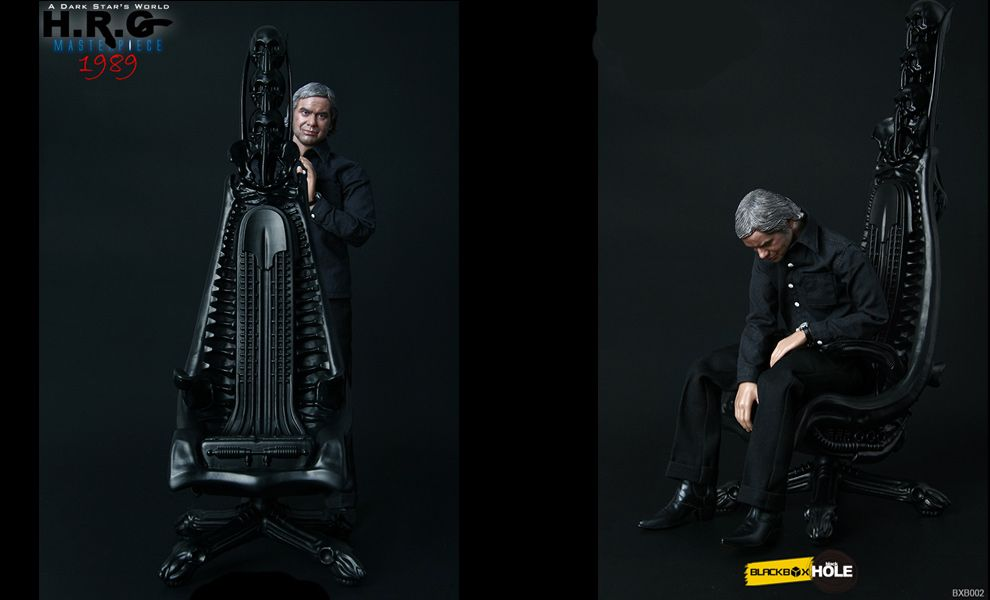BLACKBOX-X-BLACKHOLE-BXB002-THE-1_6TH-SCALE-A-DARK-STAR'S-WORLD-H.R.G-MASTERPIECE-DESIGNER-CHAIR