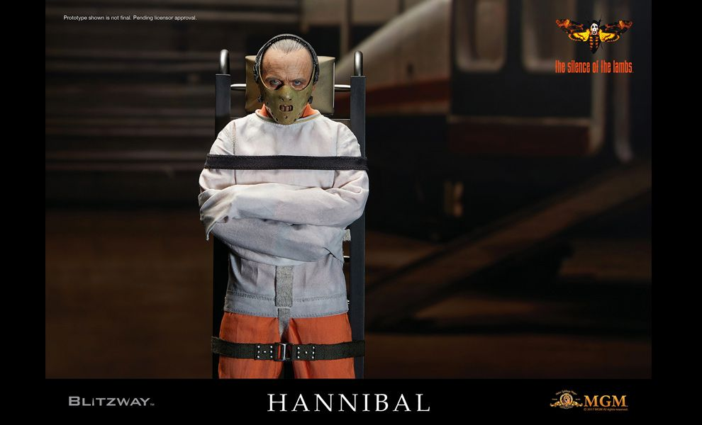 BLITZWAY-BW-UMS-10302-The-Silence-of-the-Lambs-1991-Hannibal-Lecter-Straitjacket-version
