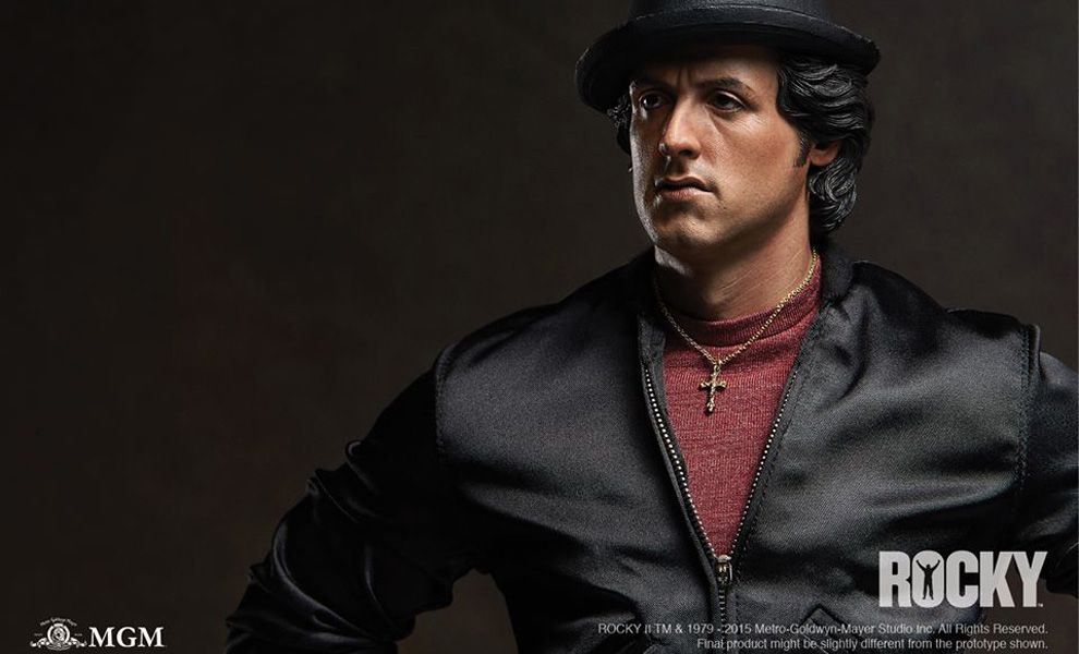BLITZWAY SUPERB SCALE STATUE 1/4 ROCKY II ROCKY SYLVESTER STALLONE