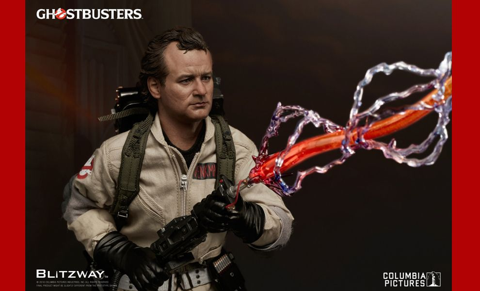 Blitzway BW-UMS10101 Ghostbusters 1984 1/6th Scale Peter Venkman