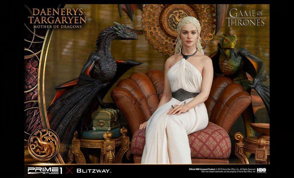 Blitzway Prime 1 Studio UPMGOT-01 Daenerys Targaryen Mother of Dragons Game of Thrones