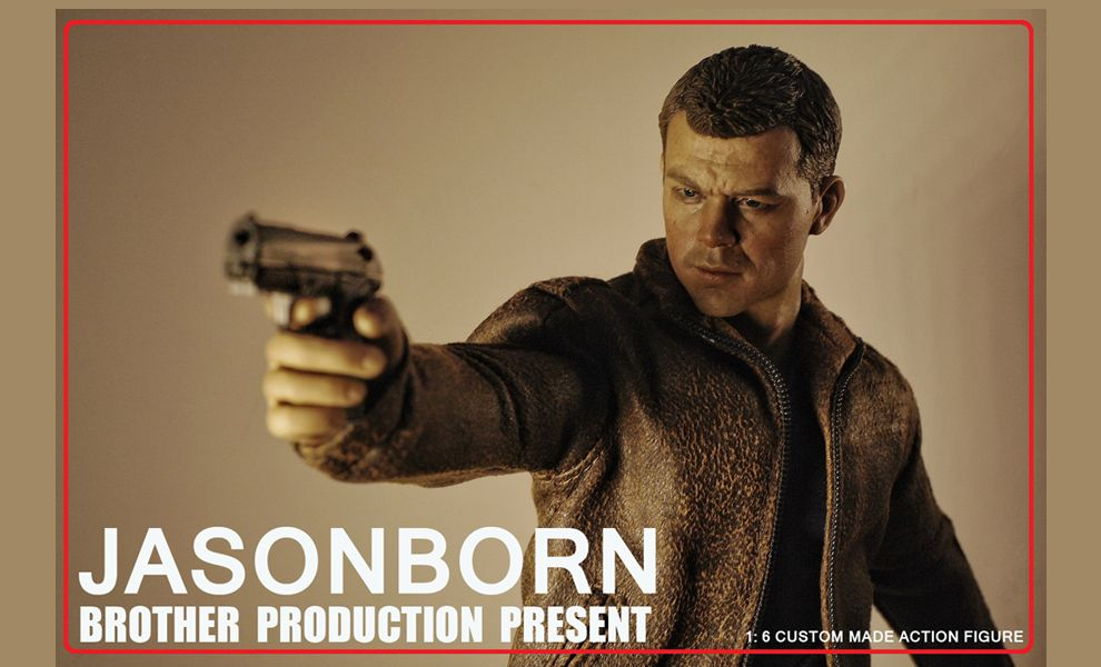 BROTHER PRODUCTION PRESENT MATT DAMON AS JASON BOURNE