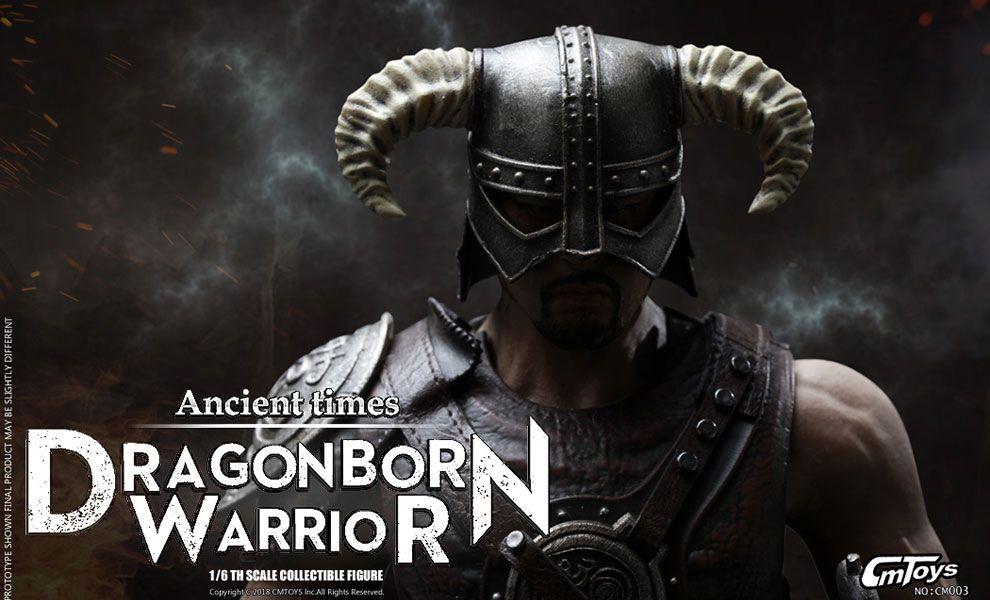 CMTOYS-CM003-ANCIENT-TIMES-DRAGONBORN-WARRIOR