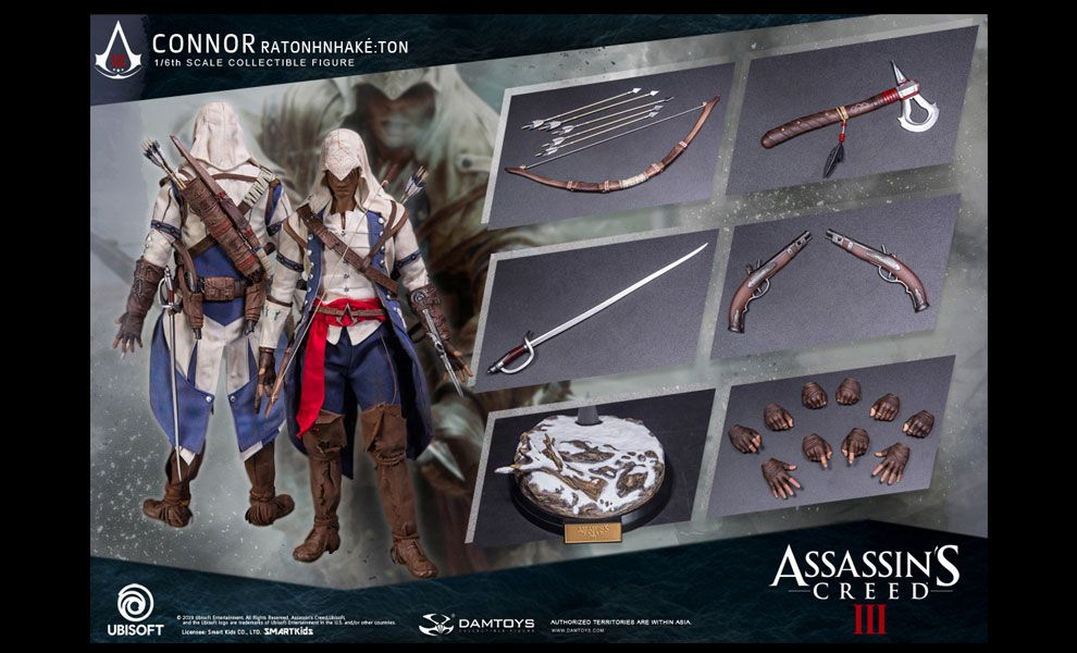 DAMTOYS-DMS010-Assassin's-Creed-III-Connor