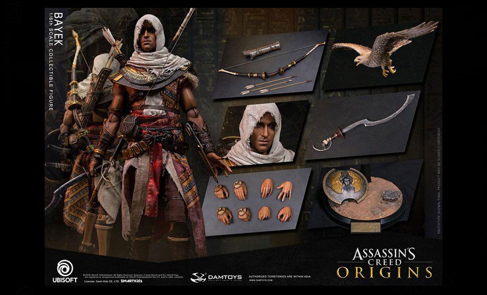 DAMTOYS DMS013 Assassin's Creed Origins Bayek Banner
