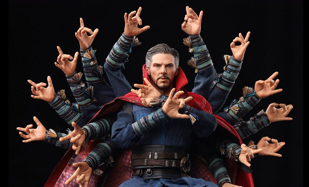 DJ-CUSTOM AS001 ACCESSORIES SERIES DOCTOR STRANGE