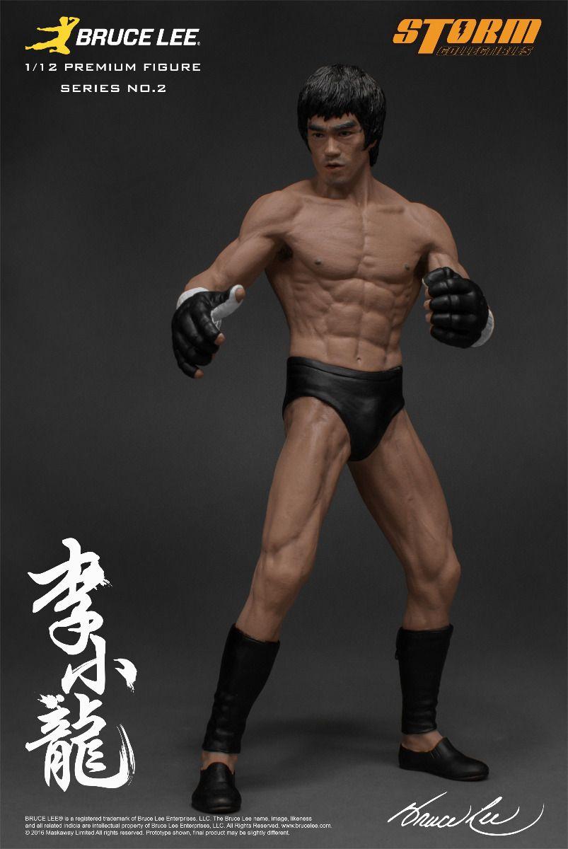 Bruce Lee - SERIES 2 | ToysHeroes
