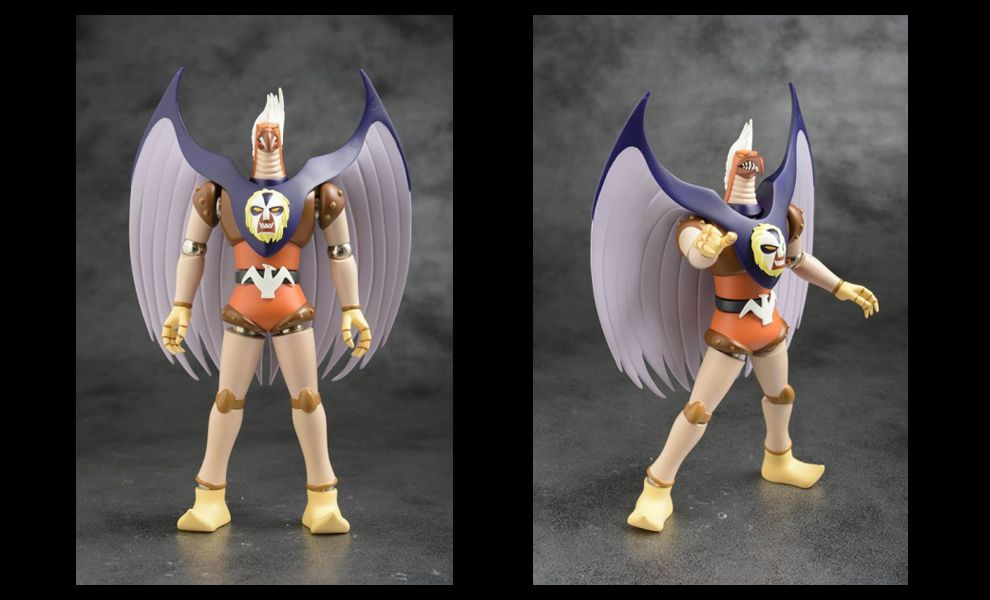 Dynamite Action LTD Great Mazinger Aerial Warrior Beast Army General Birdler Anime Export Exclusive