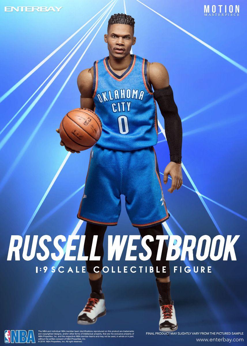 Russell Westbrook MM 1203 ToysHeroes