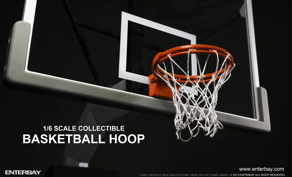 ENTERBAY NBA OR-1002 ORIGINAL BASKETBALL HOOP 1/6 Scale