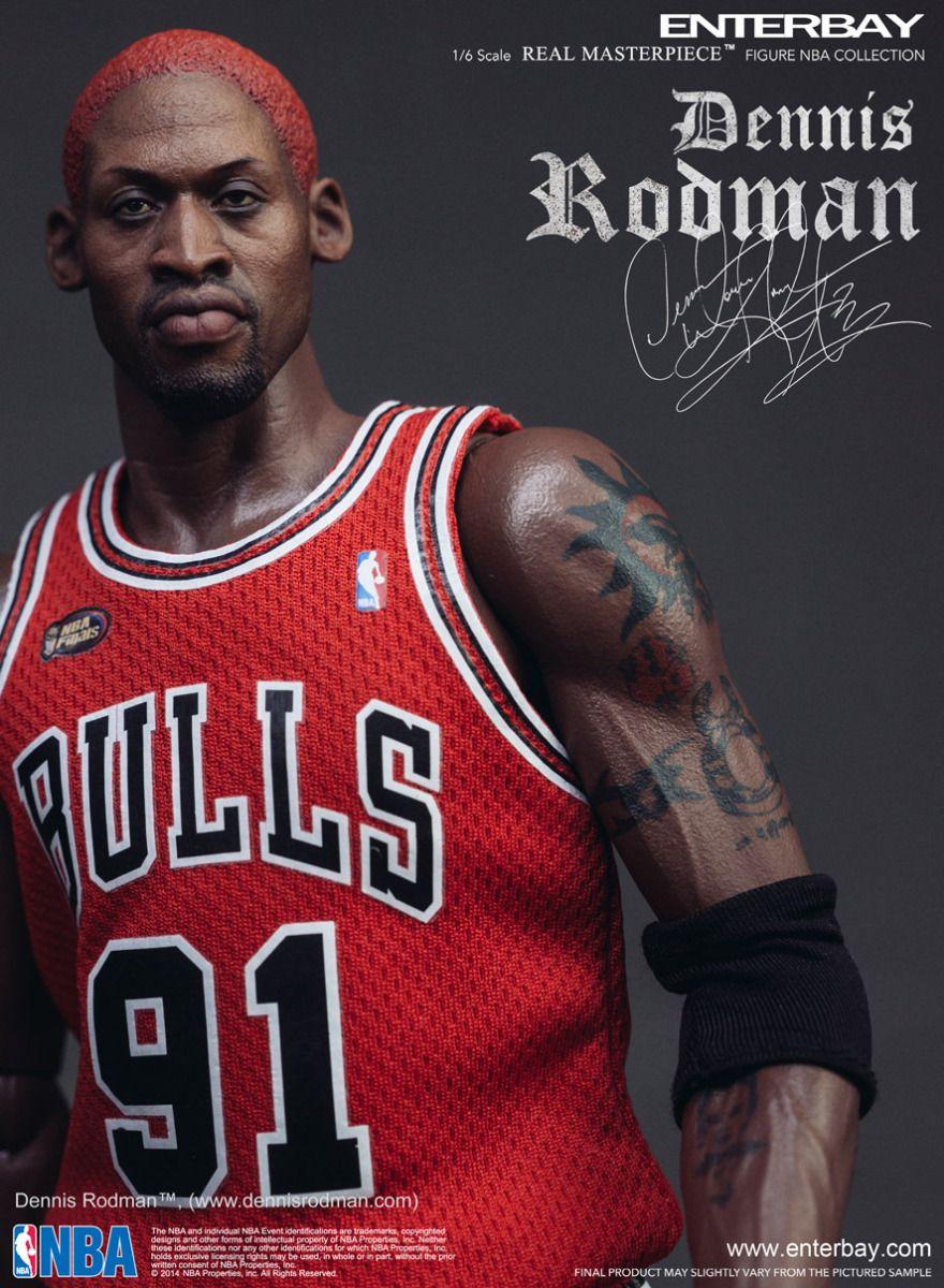 Dennis Rodman RM-1059 | ToysHeroes