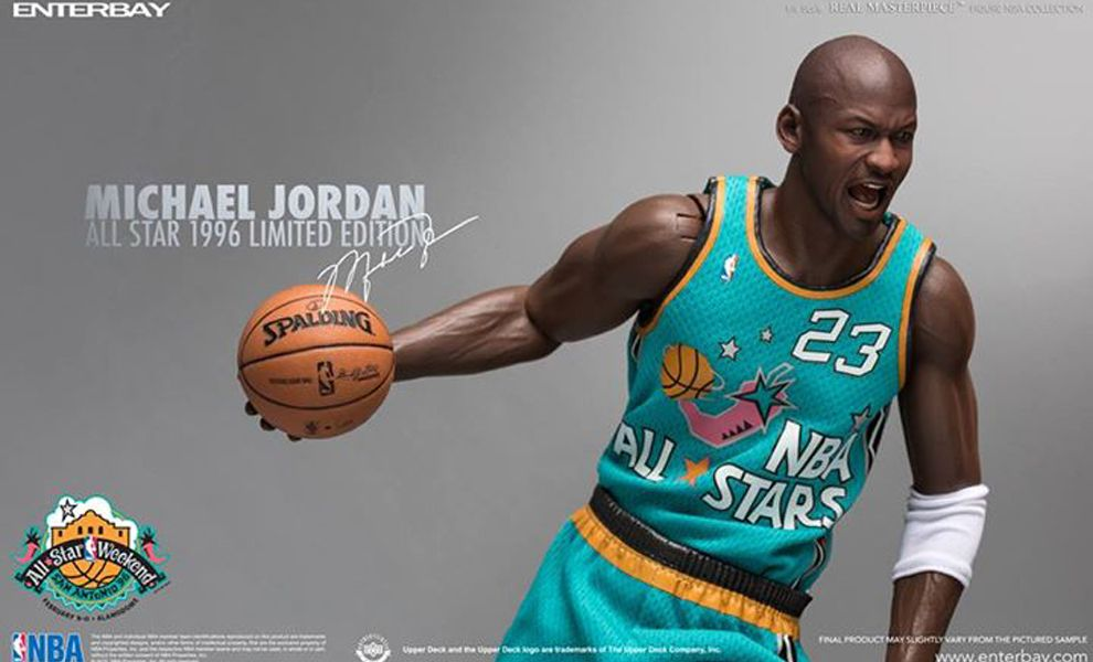 ENTERBAY RM-1061 MICHAEL JORDAN ALL STAR GAME 1996