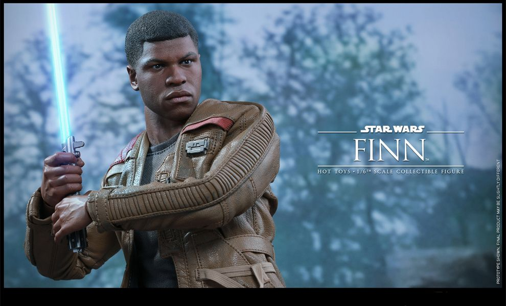 HOT TOYS MMS345 STAR WARS FINN