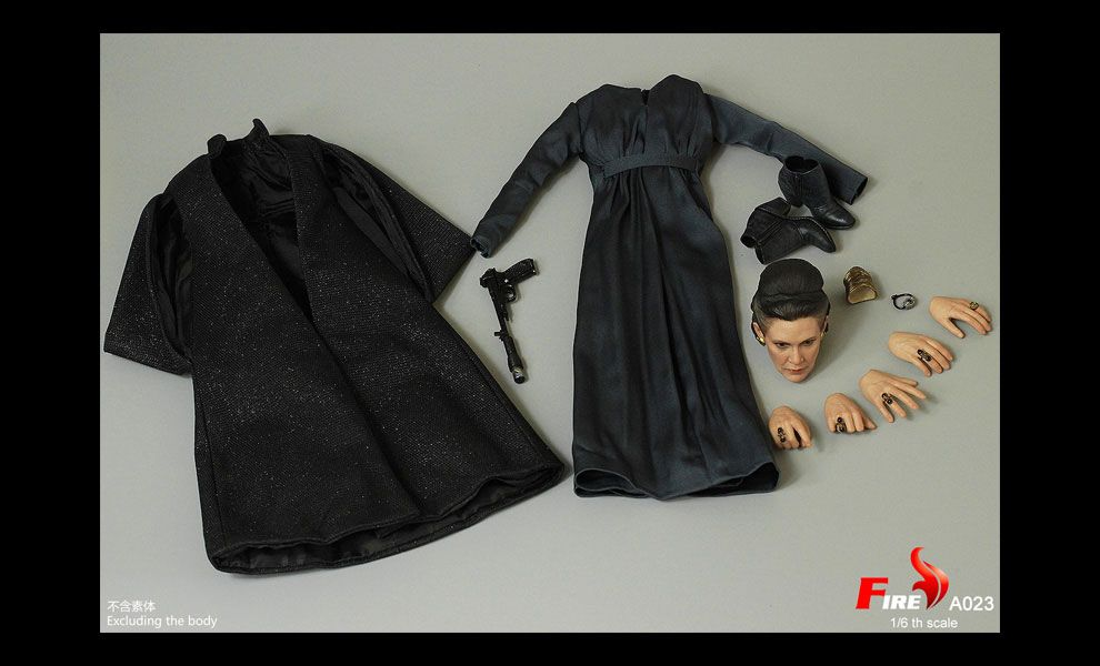 FIRE-TOYS-A023-Star-Wars-Old-Age-Princess-Leia