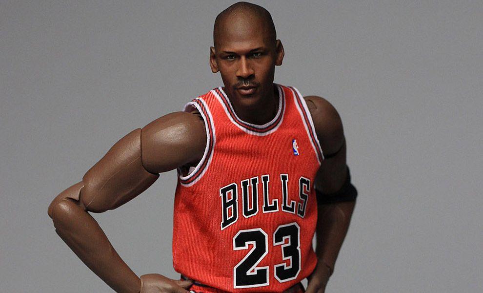 FIRE A016 1/9 NBA MICHAEL JORDAN