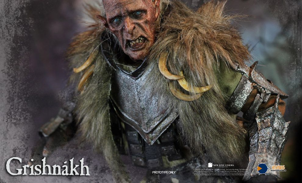 ASMUS TOYS LOTR016 GRISHNAKSH LORD OF THE RINGS