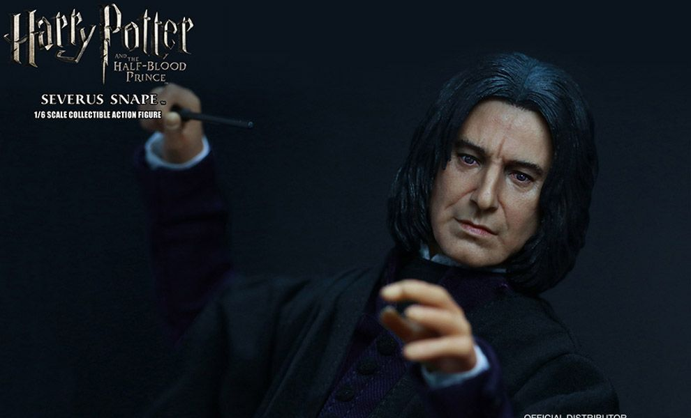 STAR ACE HARRY POTTER SEVERUS SNAPE