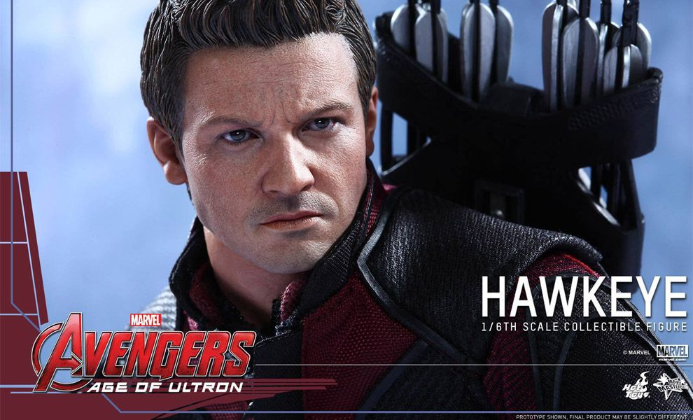 HOT TOYS MMS289 AVENGERS AGE OF ULTRON HAWKEYE
