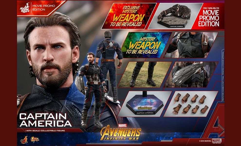 HOT-TOYS-MMS481-AVENGERS-INFINITY-WAR-CAPTAIN-AMERICA-MOVIE-PROMO-EDITION