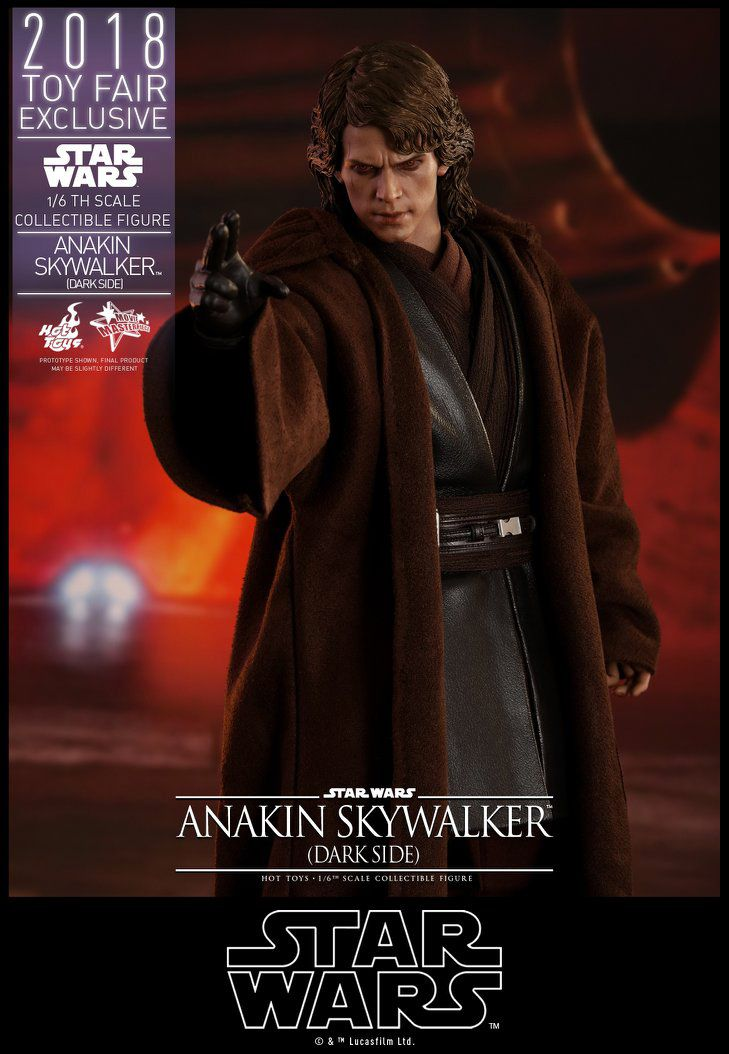 Hot Toys MMS486 | Toy Fair Exclusive 2018 - Star Wars ...