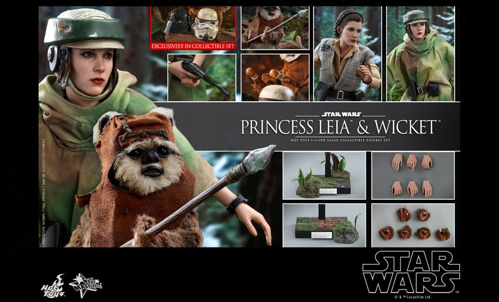 Hot-Toys-MMS551-Star-Wars-Return-of-the-Jedi-Princess-Leia-and-Wicket-Set