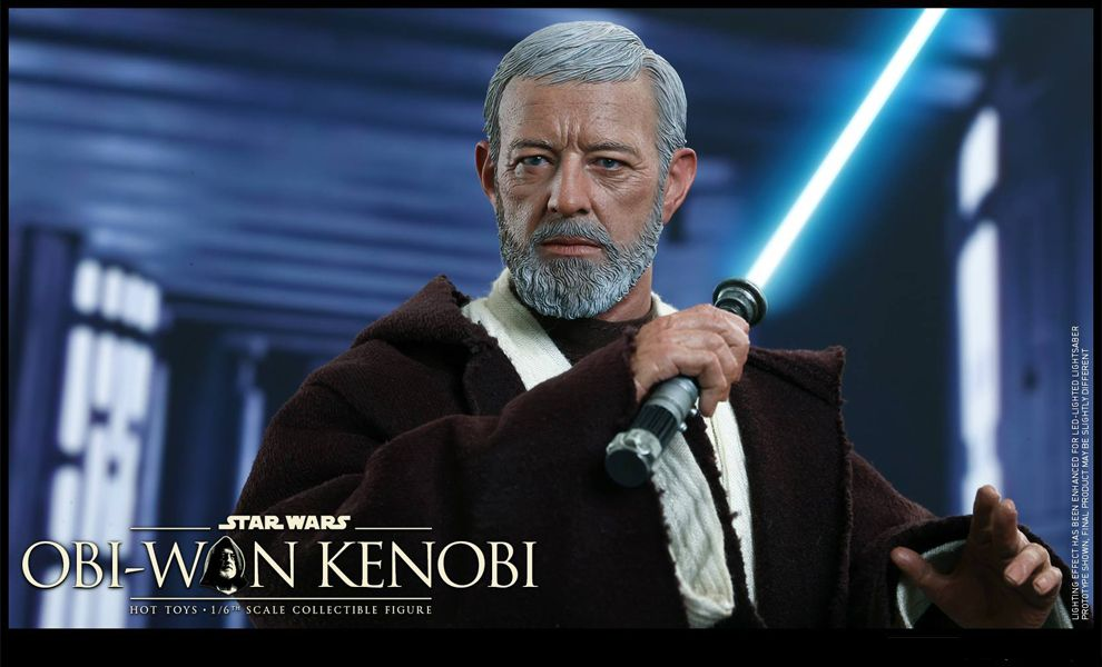 HOT TOYS MMS283 STAR WARS OBI-WAN-KENOBI