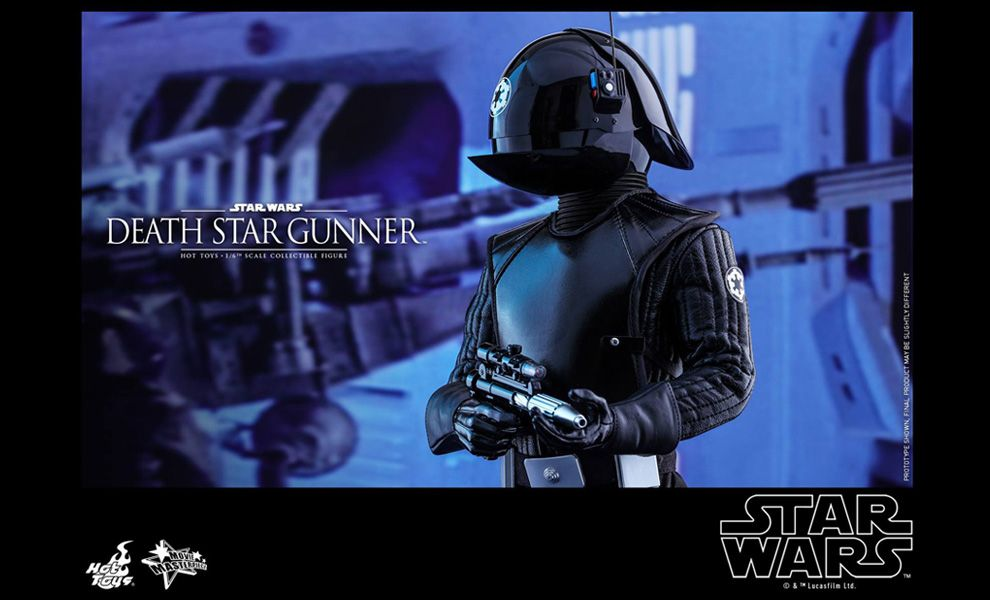 Hot Toys MMS413 Star Wars Episode IV A New Hope Death Star Gunner