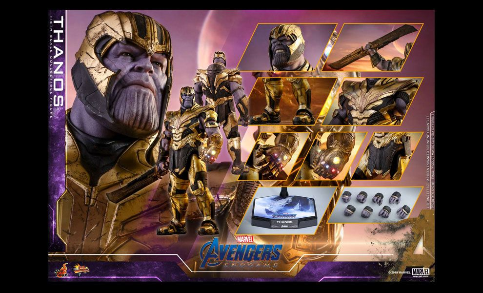 Hot Toys MMS529 Avengers - Endgame Thanos